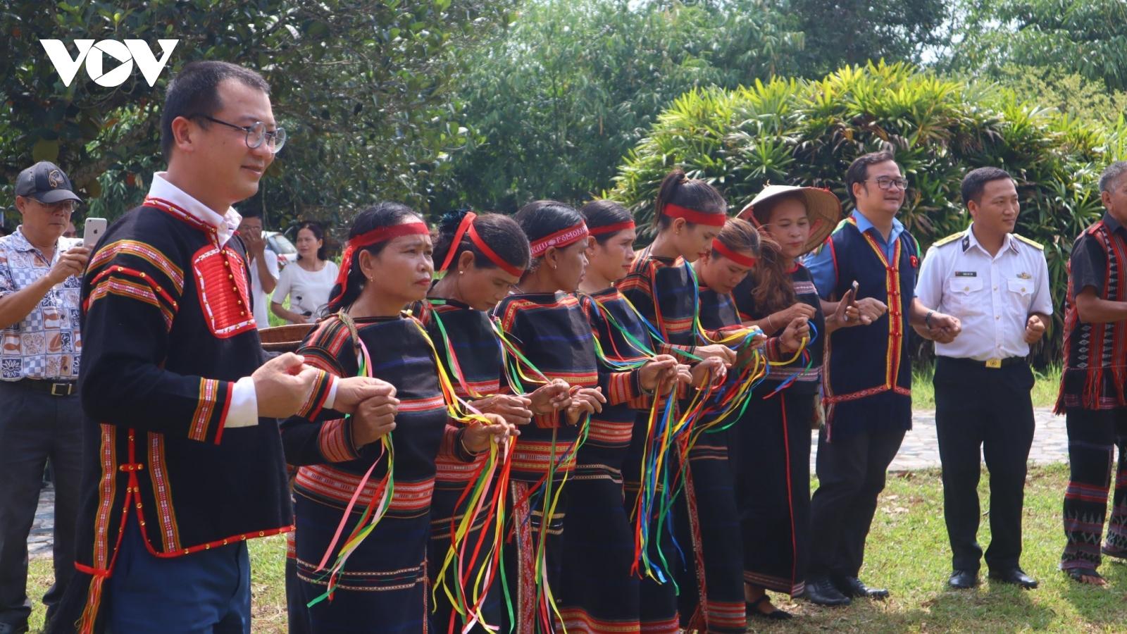 Tôn vinh bản sắc 54 dân tộc trong tuần Đại đoàn kết các dân tộc - Di sản Văn hóa Việt Nam