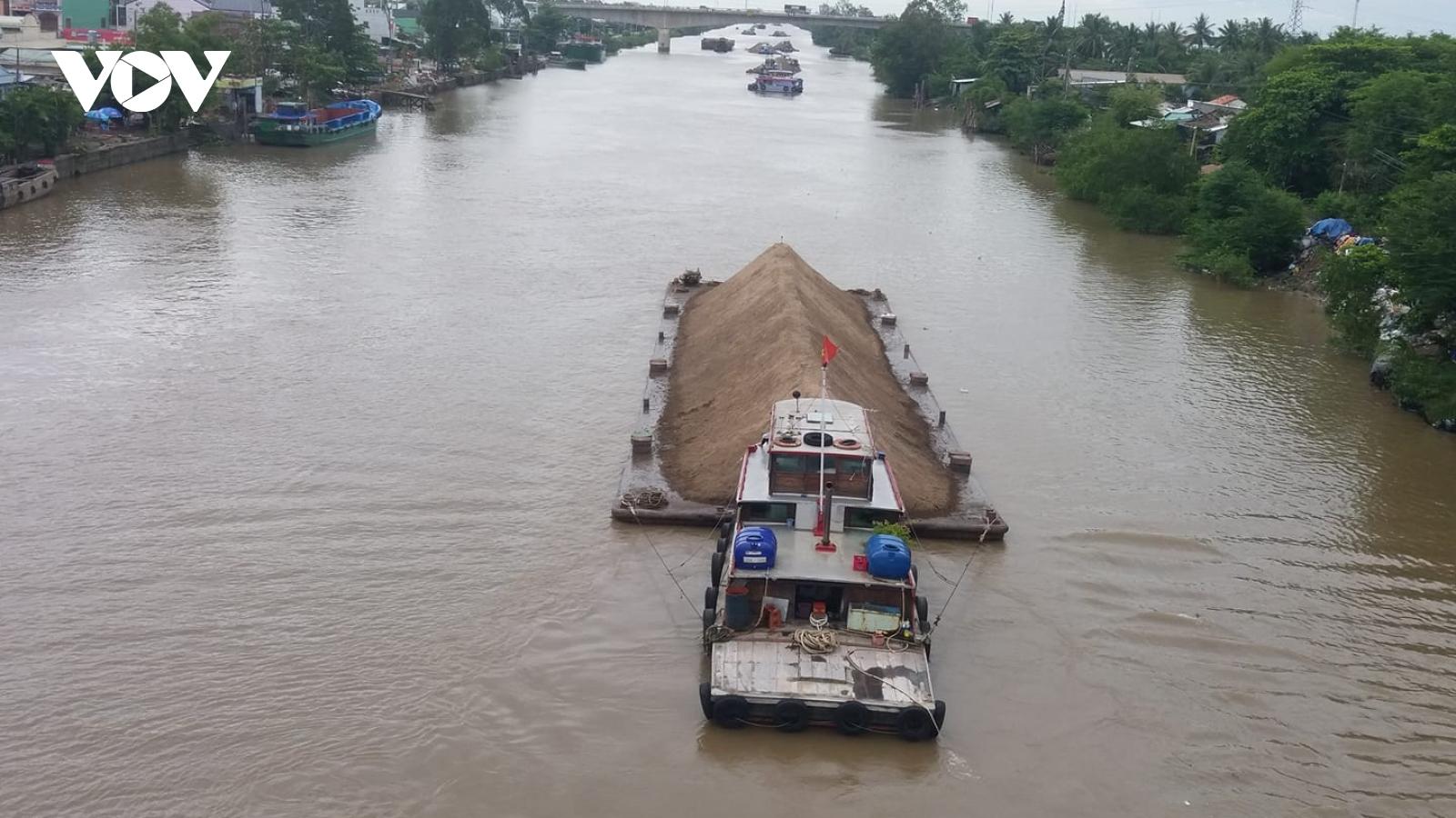 ĐBSCL bất ổn về an toàngiao thông đường thủy