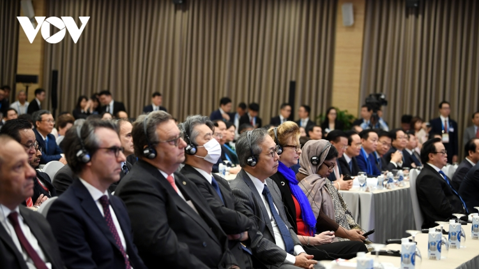 Ảnh: Toàn cảnh phiên khai mạc Hội nghị Cấp cao ASEAN 37