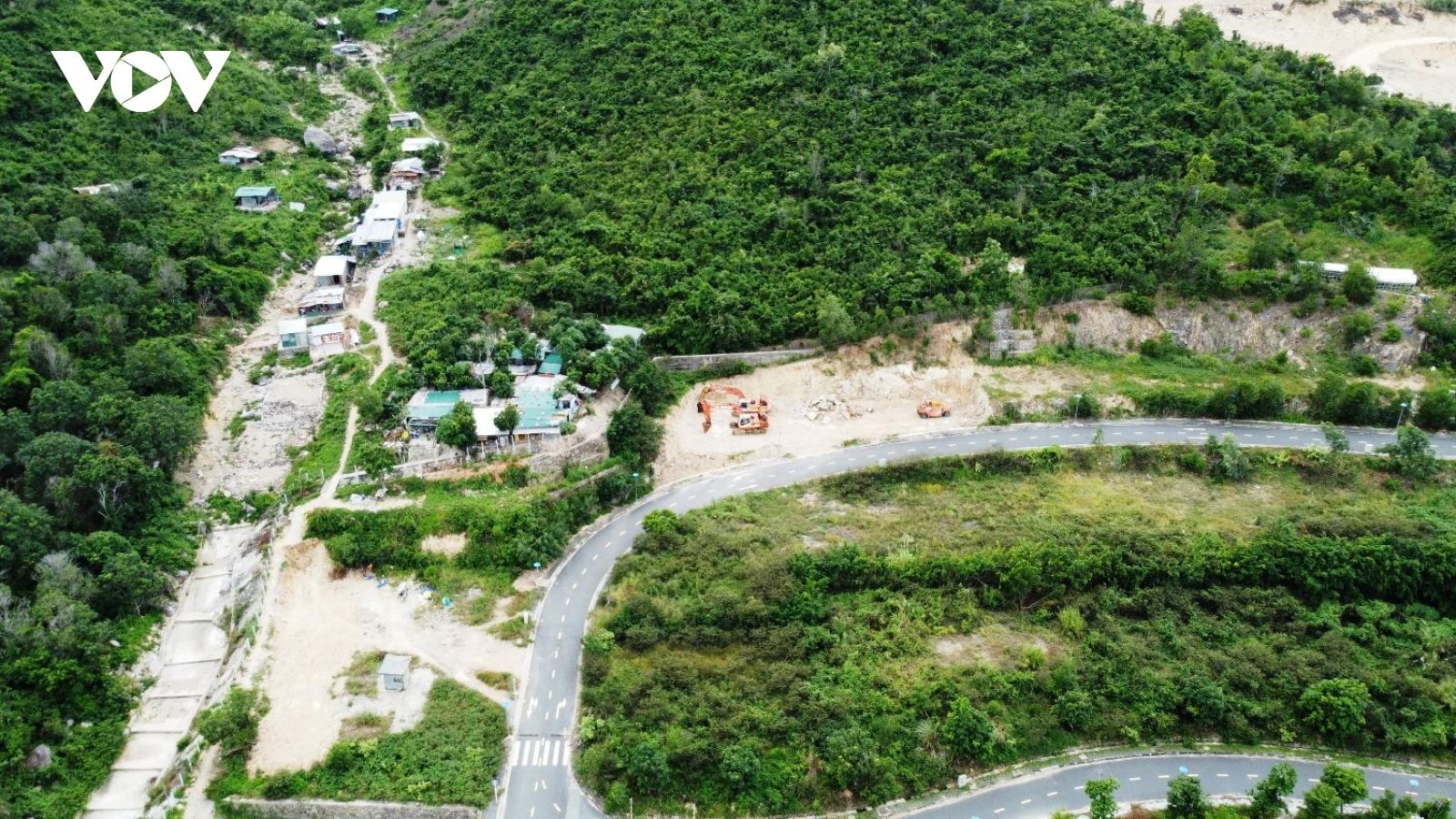 Người dân bức xúc vì bất ngờ bị chủ đầu tưNha Trang Sea Park chặn lối đi
