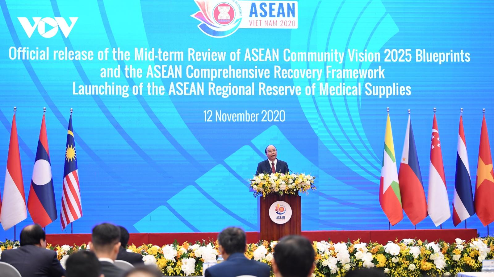 Lễ công bố kế hoạch tổng thể Tầm nhìn Cộng đồng ASEAN 2025