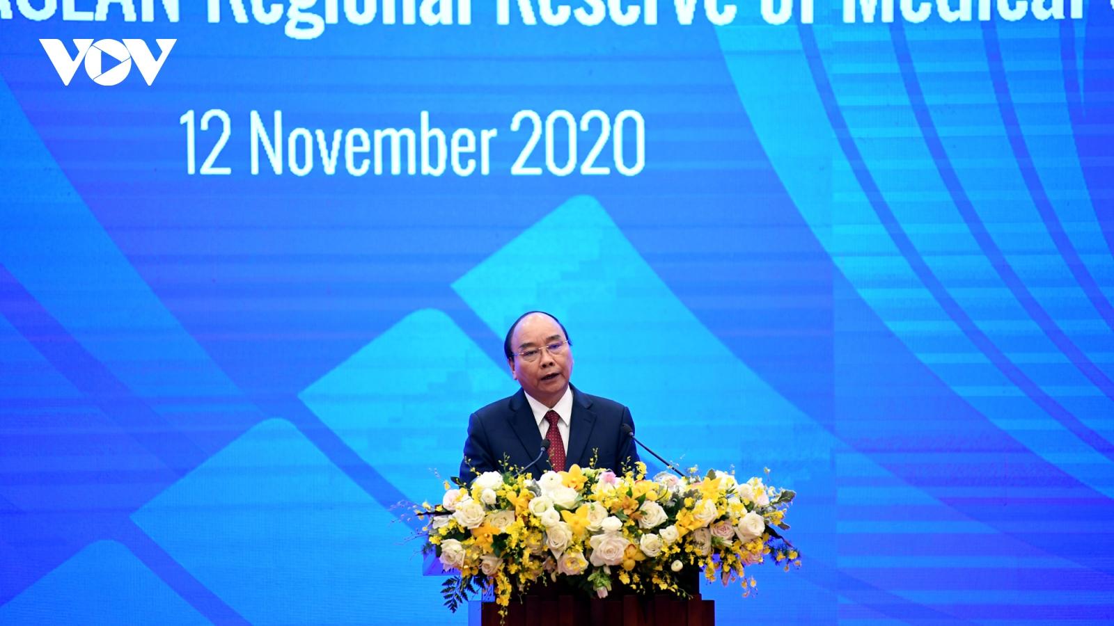 Khung phục hồi tổng thể ASEAN tập trung vào tái mở cửa, phục hồi và tự cường