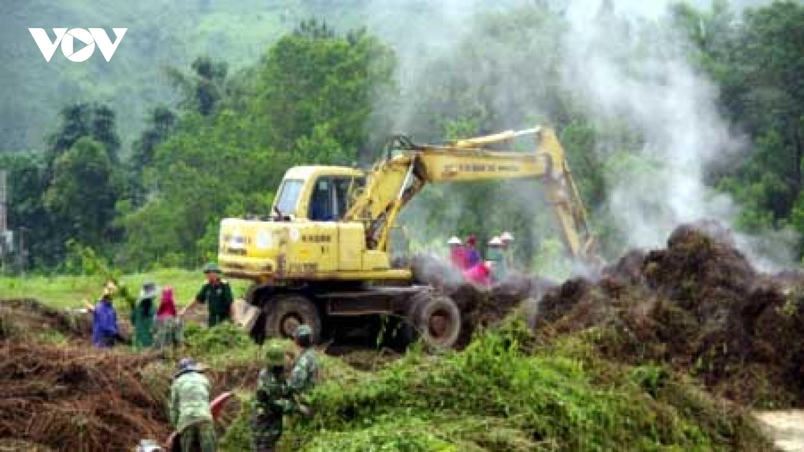 Nhân rộng 20 mô hình chăn nuôi, trồng trọt ở vùng biên giới Sơn La