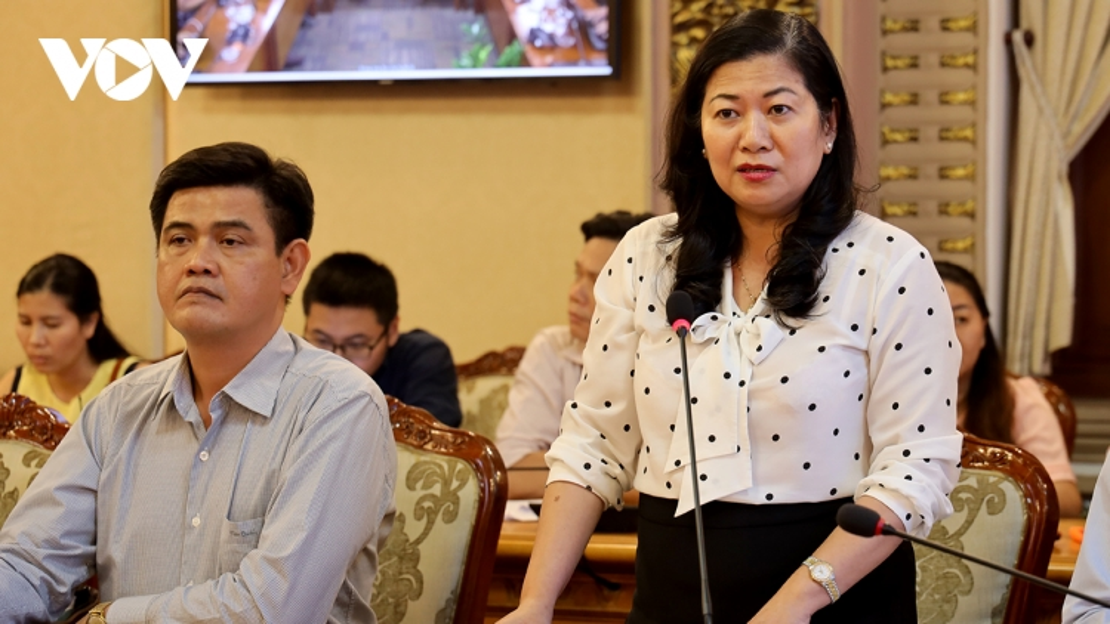 TP HCM đang xem xét giải quyết đơn thôi việc của ông Phạm Phú Quốc