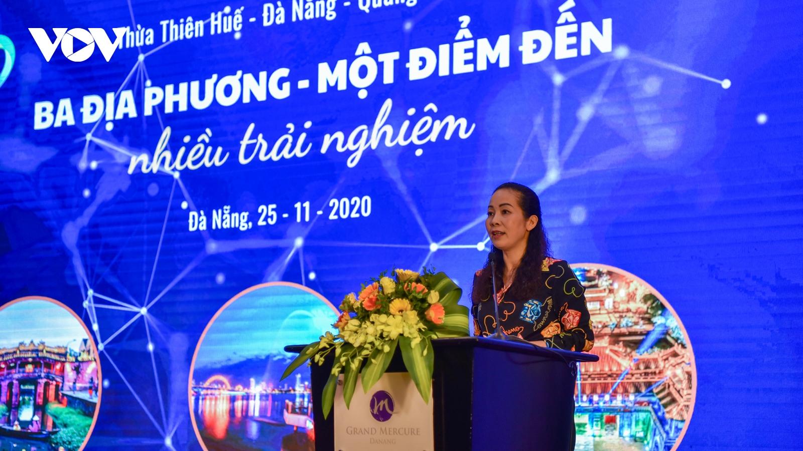 Đà Nẵng, Thừa Thiên Huế, Quảng Nam tái khởi động du lịch sau thiên tai và dịch Covid-19