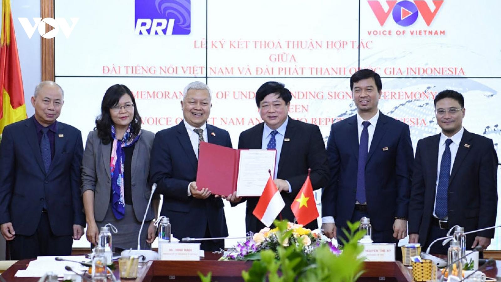Vietnam, Indonesia boost broadcasting cooperation
