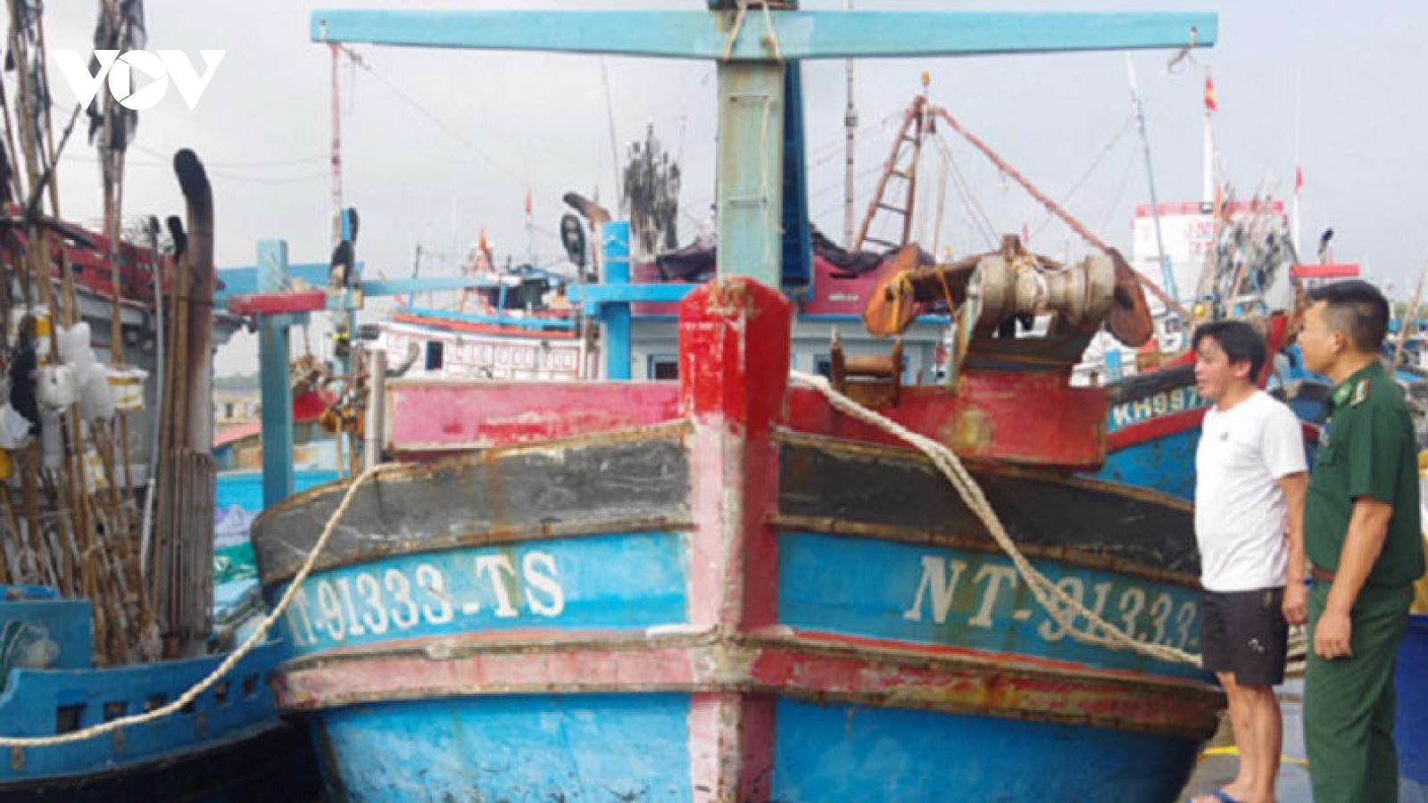 Ninh Thuận và Bình Thuậnphát công điện khẩnứng phó với cơn bão số 12