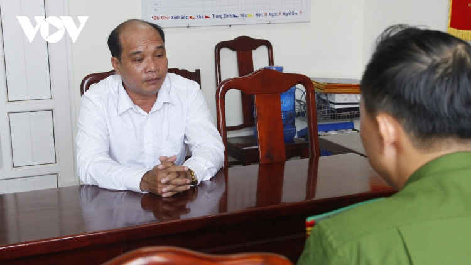 Bắt tạm giam chủ tịch Chi hội nghề cá thị trấn Thuận An vì chiếm đoạt tiền
