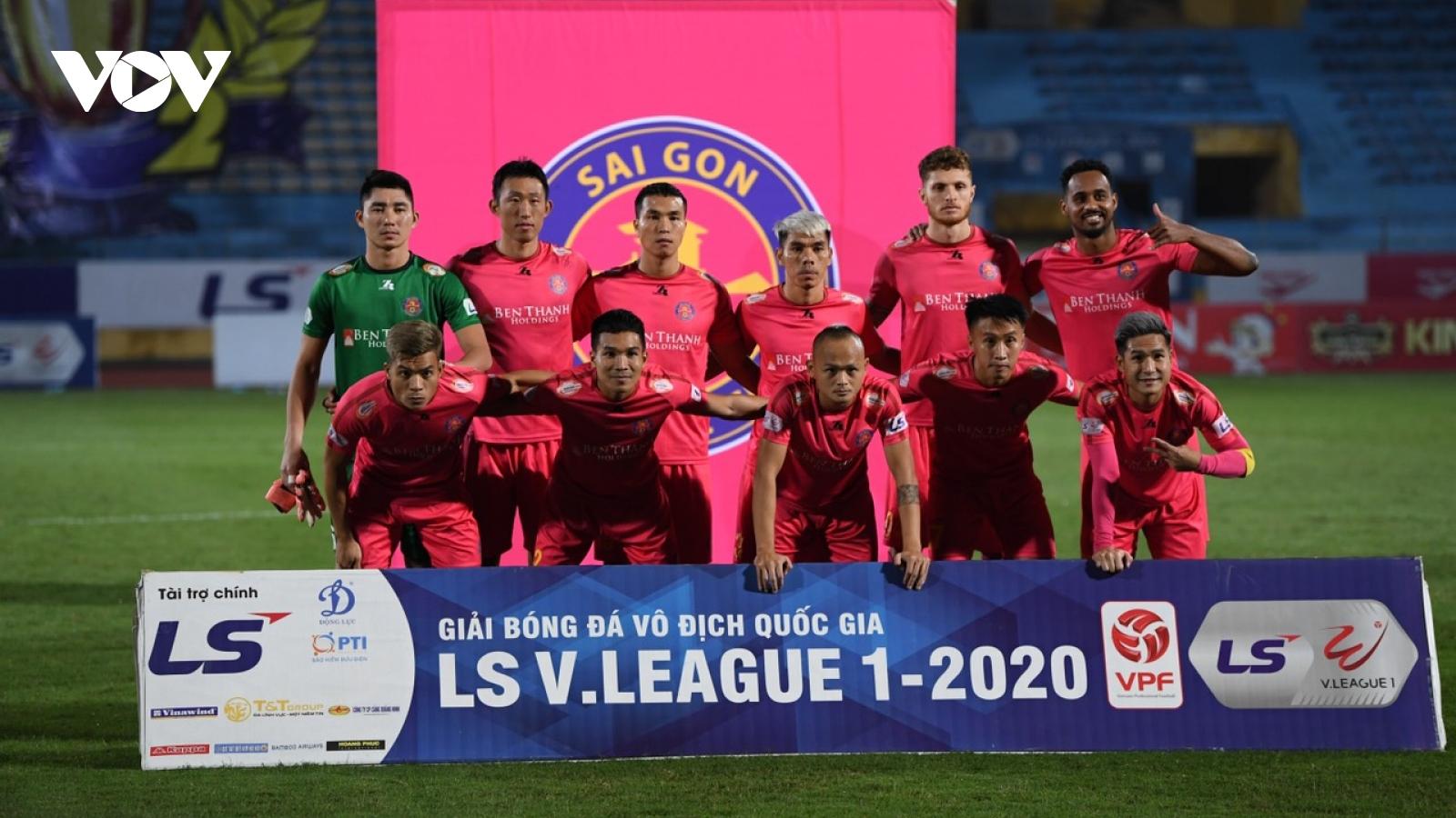 """Sài Gòn FC tự tin """"phá hỏng"""" giấc mơ vô địch V-League của Viettel"""