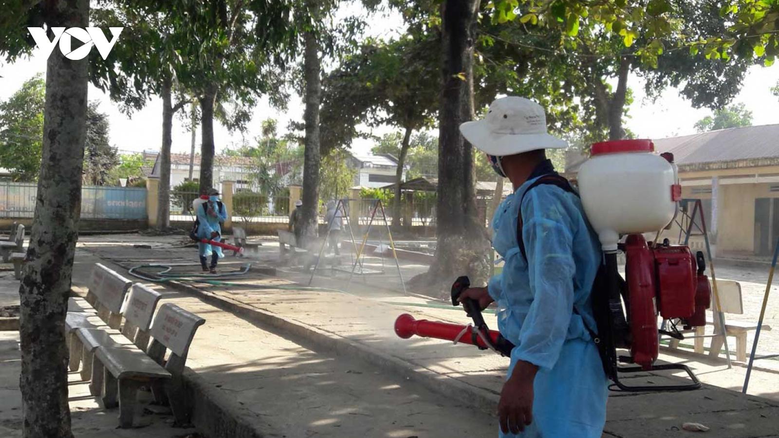 Số ca mắc sốt xuất huyết ở Kon Tum lập đỉnh trong 4 năm