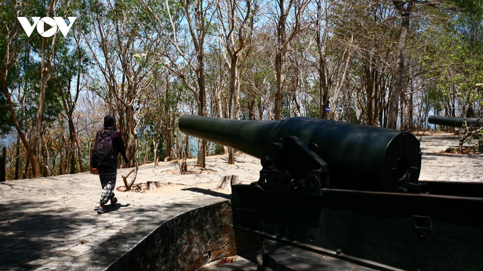 Trận địa pháo cổ lớn nhất Đông Dương ở Vũng Tàu