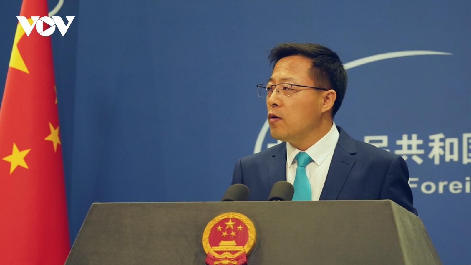 """Trung Quốc dọa """"chọc mù mắt"""" Liên minh tình báo Ngũ Nhãn do chỉ trích về Hong Kong"""