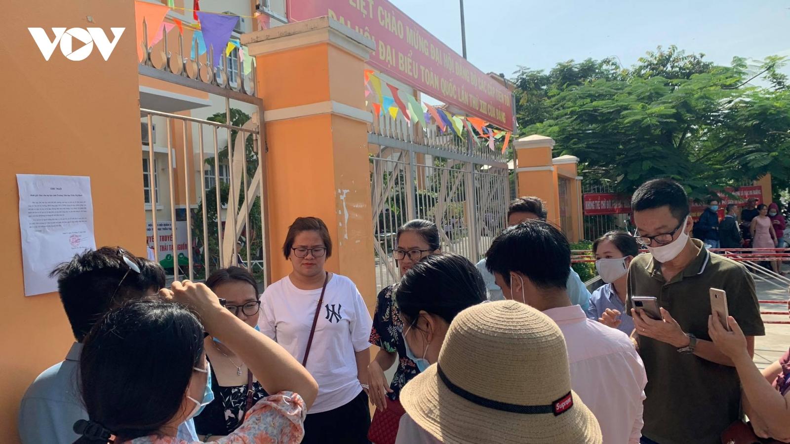 Vụ bữa ăn ở Trường Tiểu học Trần Thị Bưởi: Phụ huynh tiếp tục bức xúc