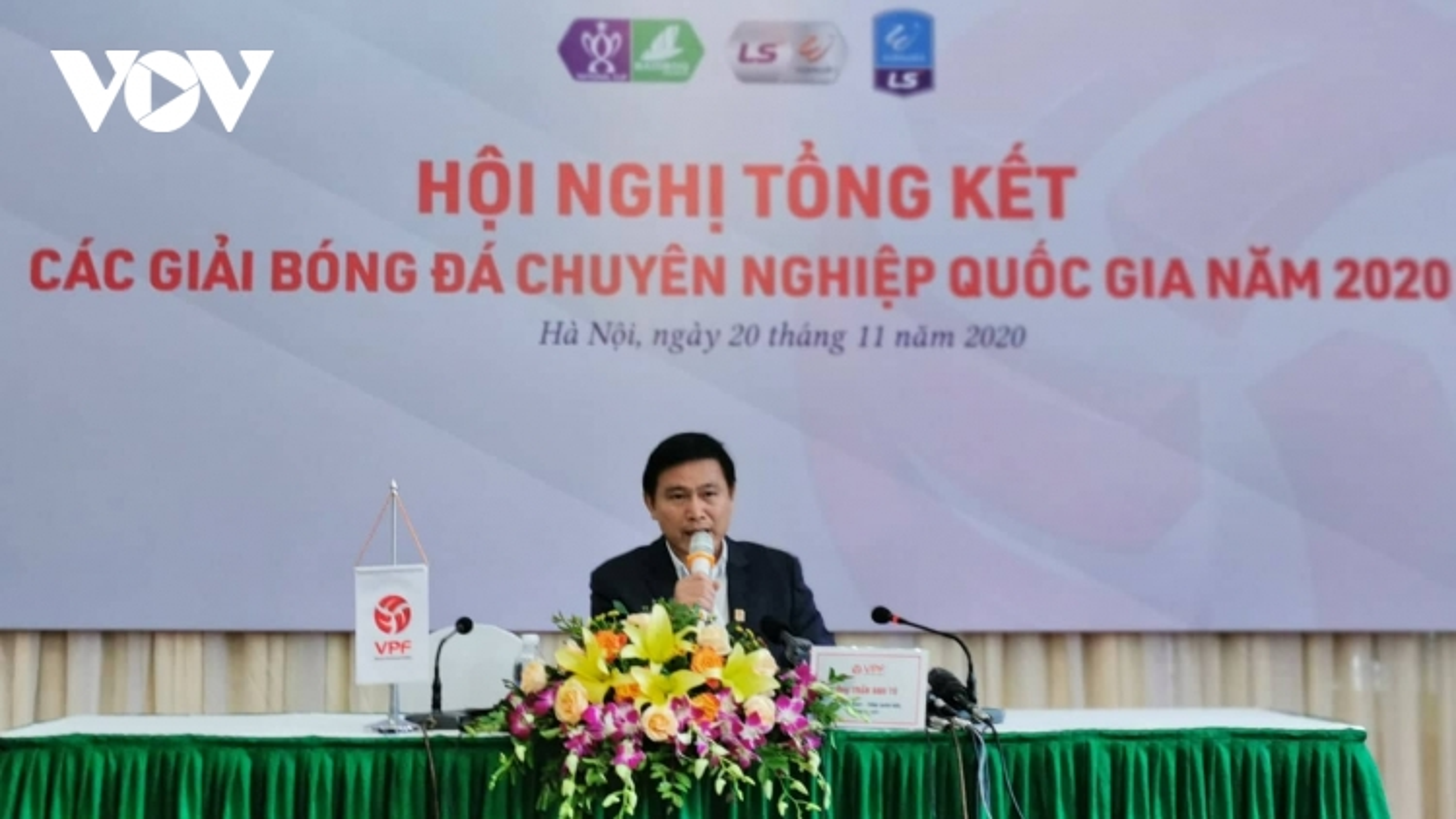 Ông Trần Anh Tú tái đắc cử vị trí Chủ tịch Hội đồng quản trị VPF