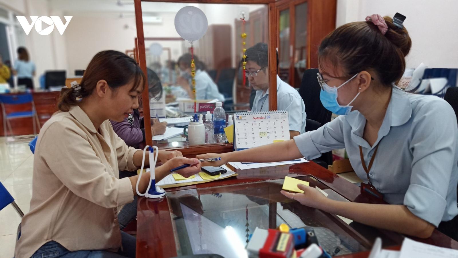 Hơn 7.500 hồ sơ xin hỗ trợ thất nghiệp tại Đắk Lắk