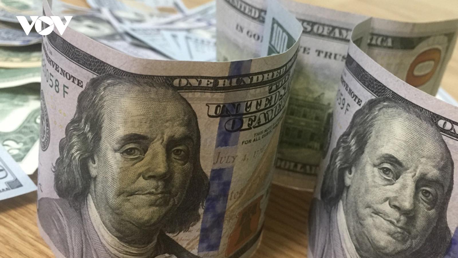 Giá USD lao dốc trước diễn biến kịch tính của bầu cử Mỹ