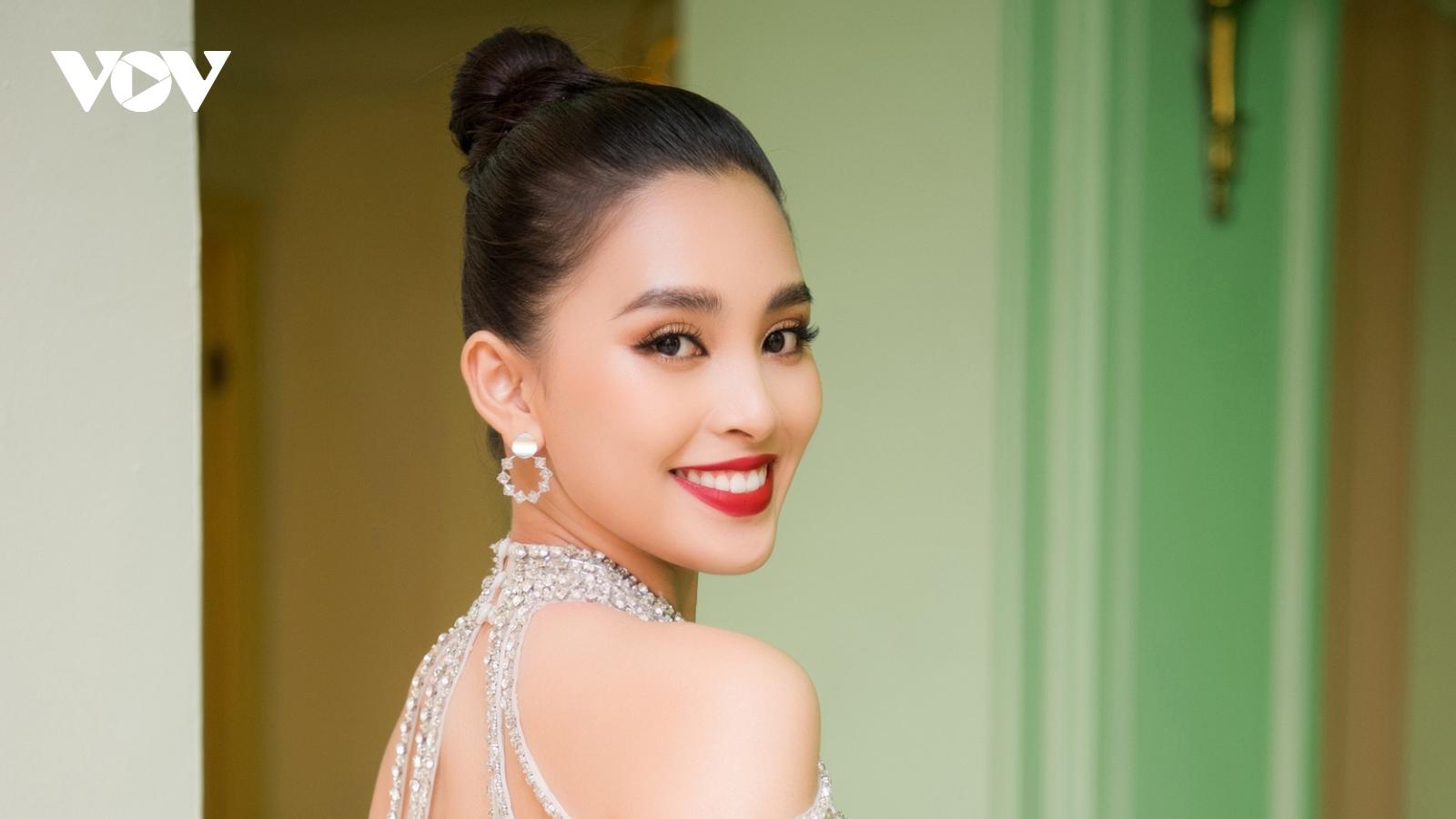 """Hoa hậu Tiểu Vy: """"Tôi không nghĩ bản thân sẽ bị lu mờ khi Hoa hậu mới lên ngôi"""""""