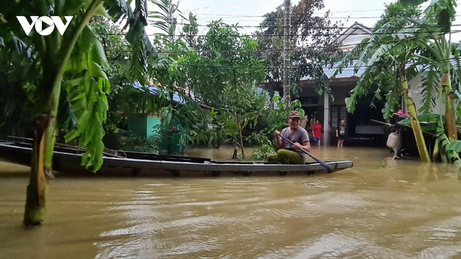 Gia tăng số người mắc bệnh Whitmore tại tỉnh Quảng Trị sau mưa lũ