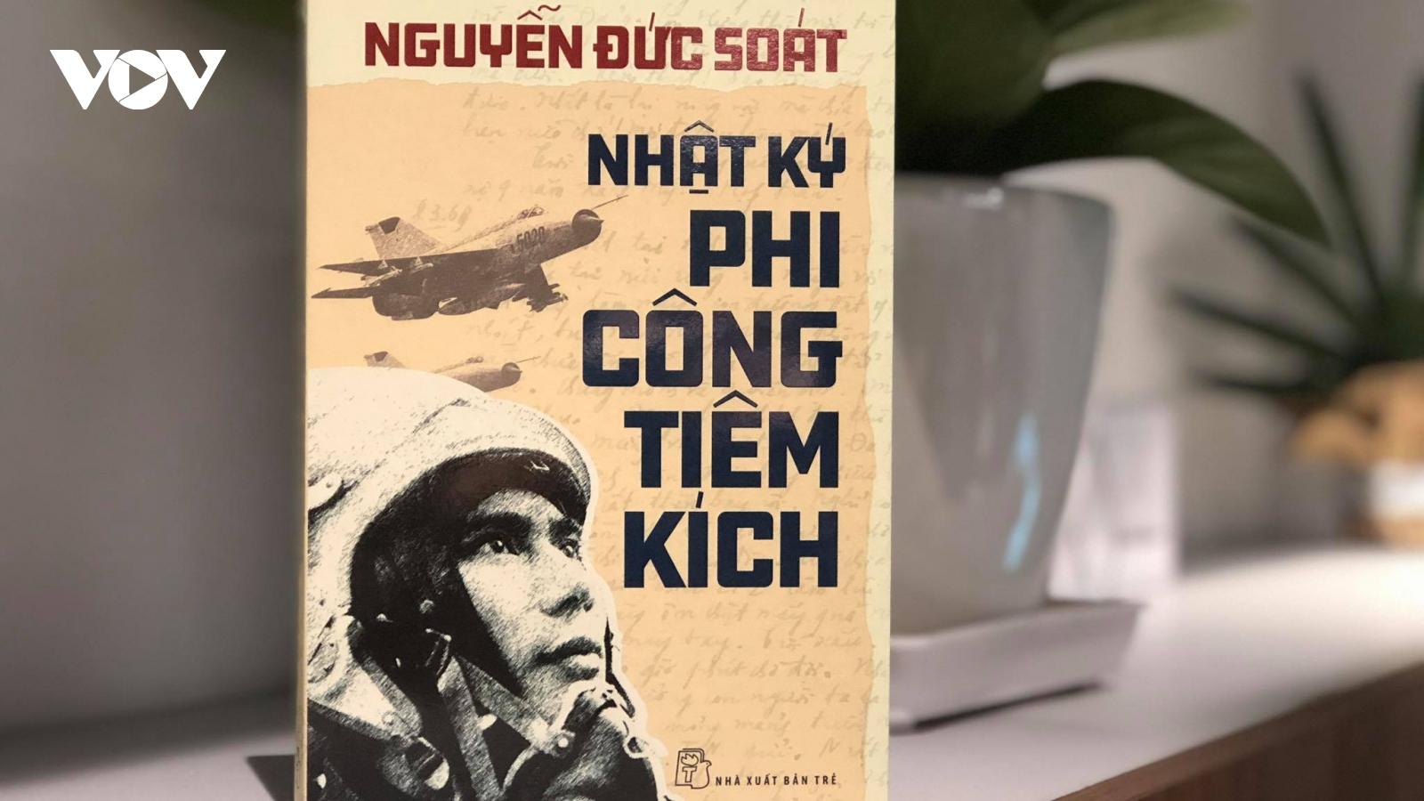 """""""Nhật ký phi công tiêm kích"""" – một cuốn sách nên đọc"""