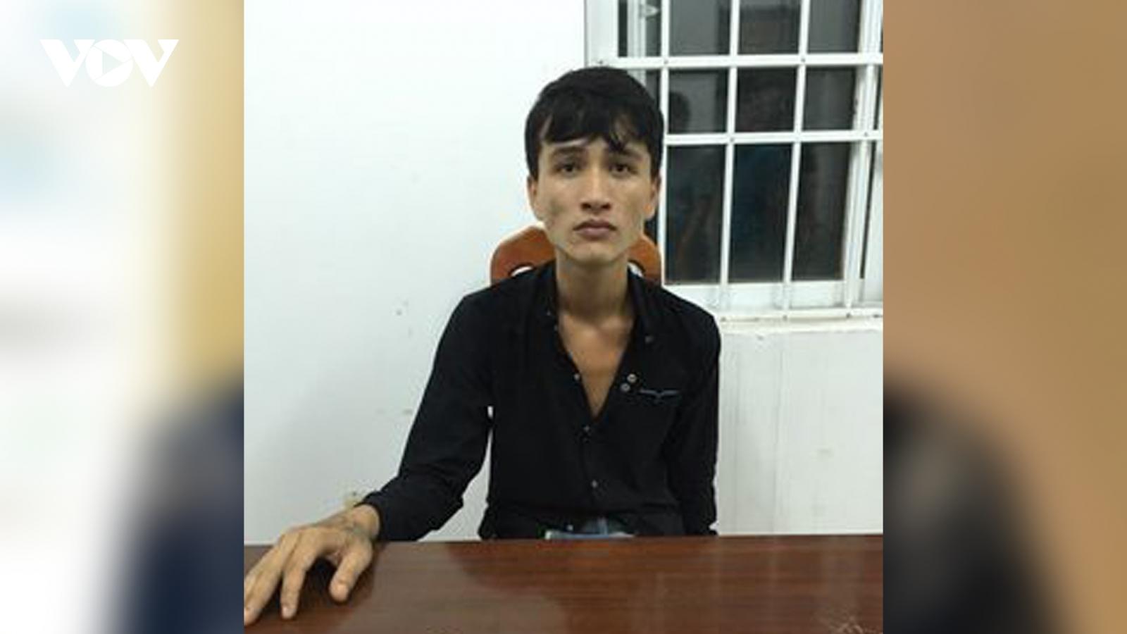Cảnh sát biển bắt giữ đối tượng mua bán ma túy đá