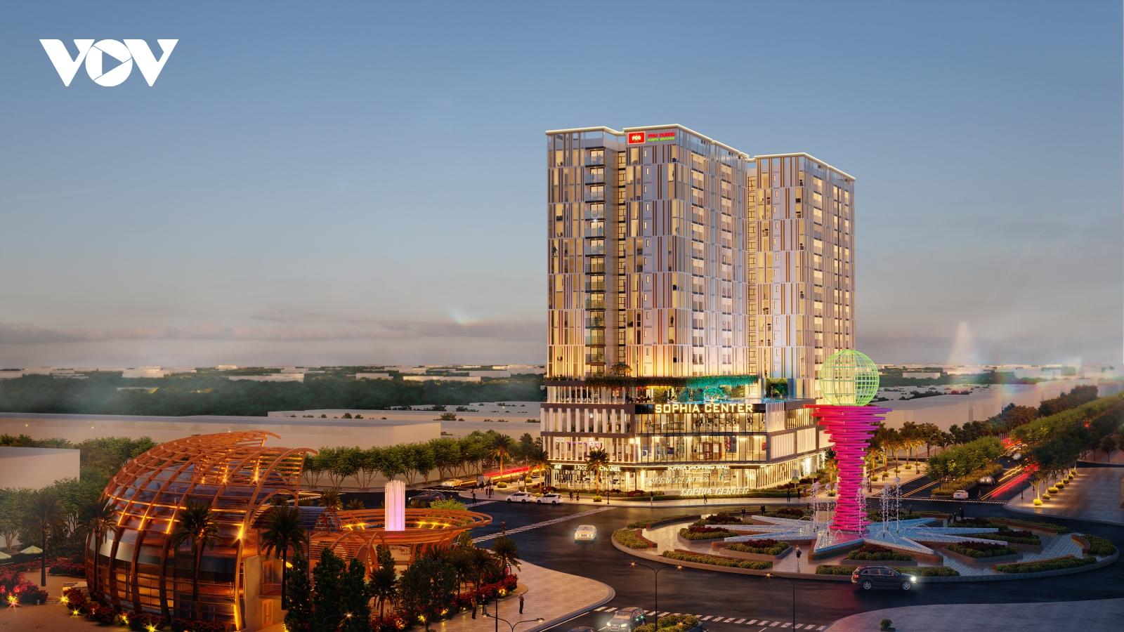 Kiên Giangkhởi công dự án chung cư thương mại 500 tỷ đồng đầu tiên của tỉnh
