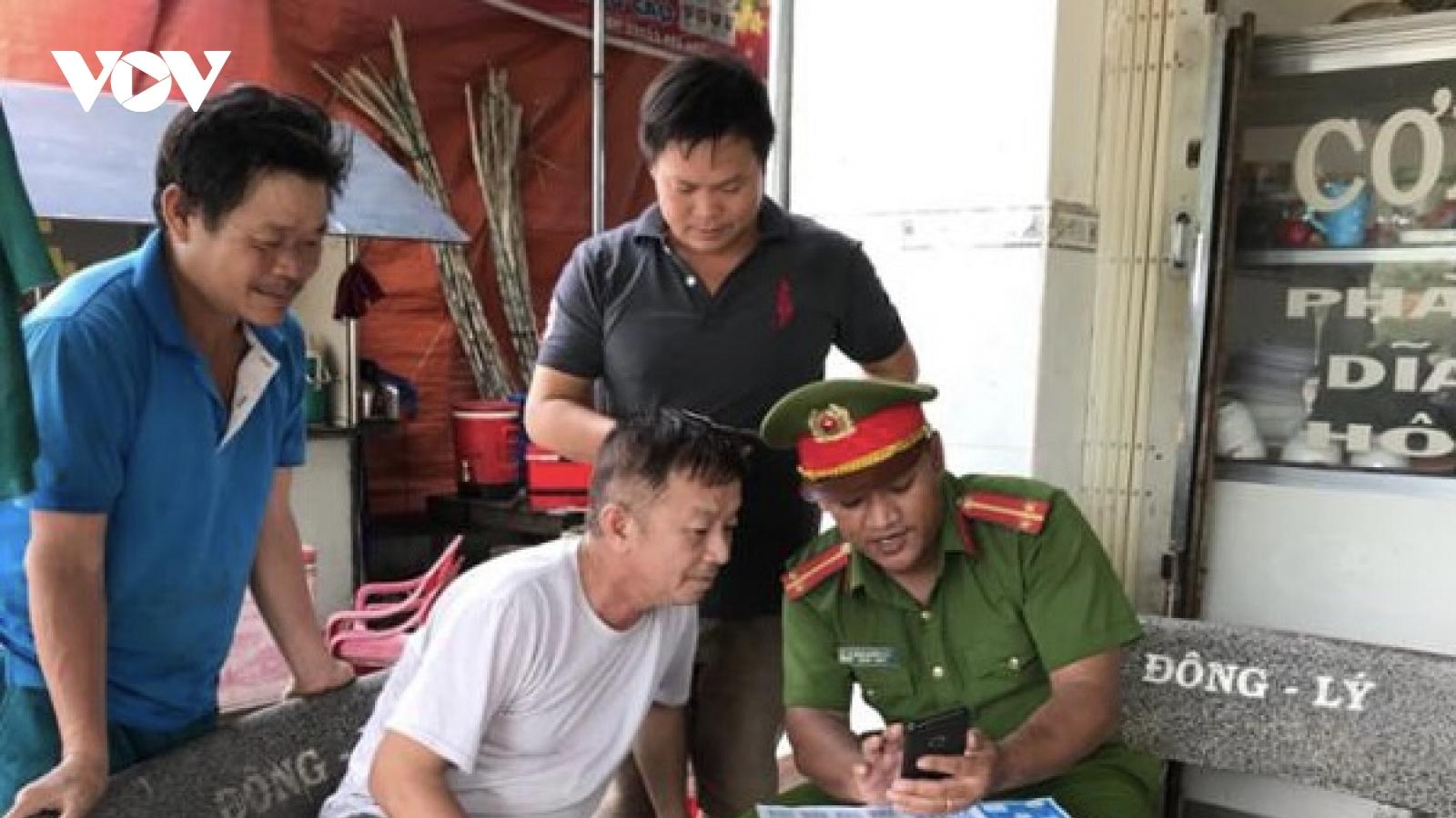 Công an vùng biên Đắk Lắk: Dùng mạng xã hội để phát hiện tội phạm