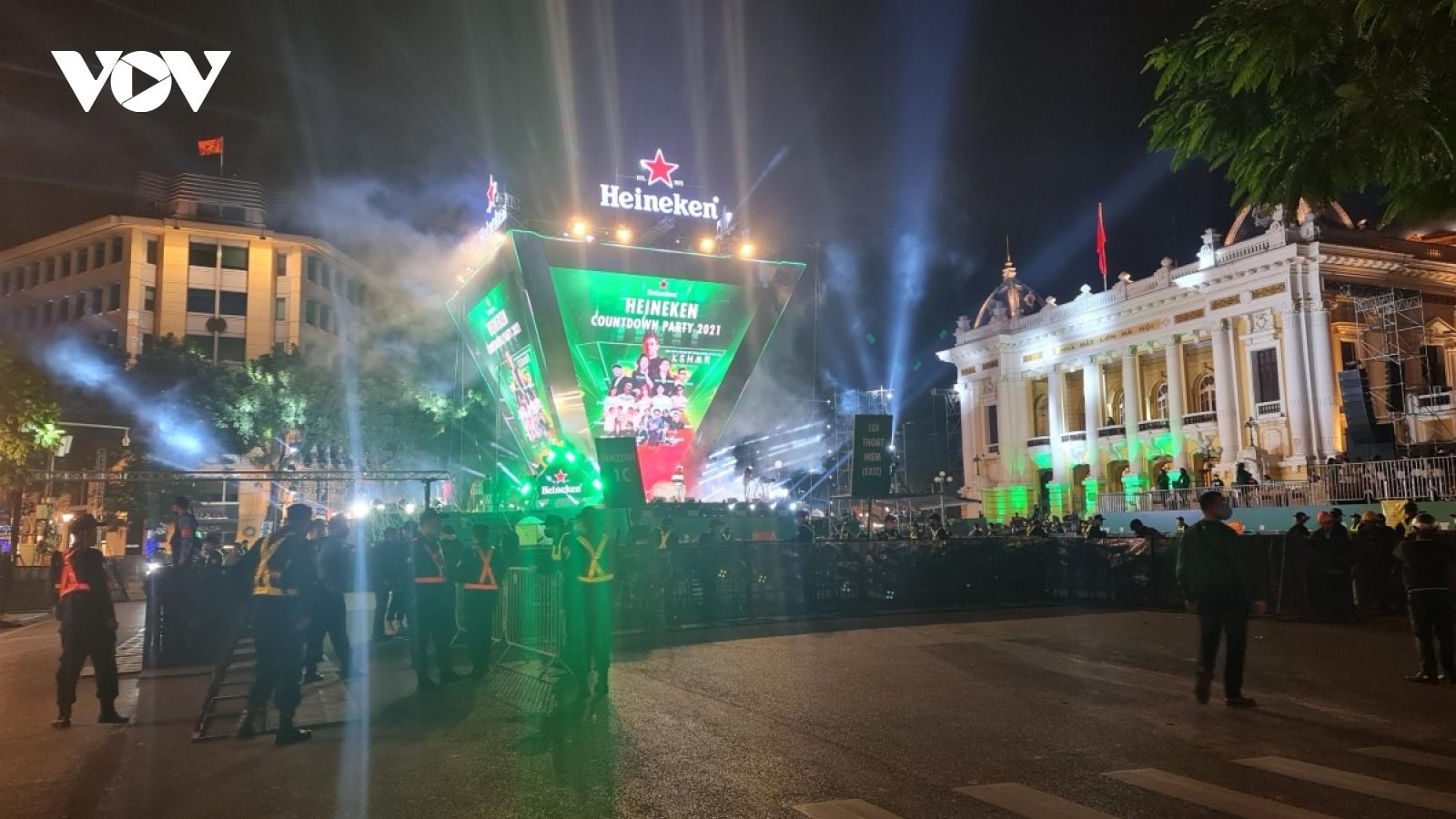 Cả nước tưng bừng các chương trình văn hoá nghệ thuật đón năm mới 2021