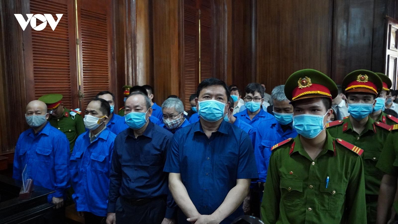 Ông Đinh La Thăng không nhớ bị khai trừ Đảng vào năm nào