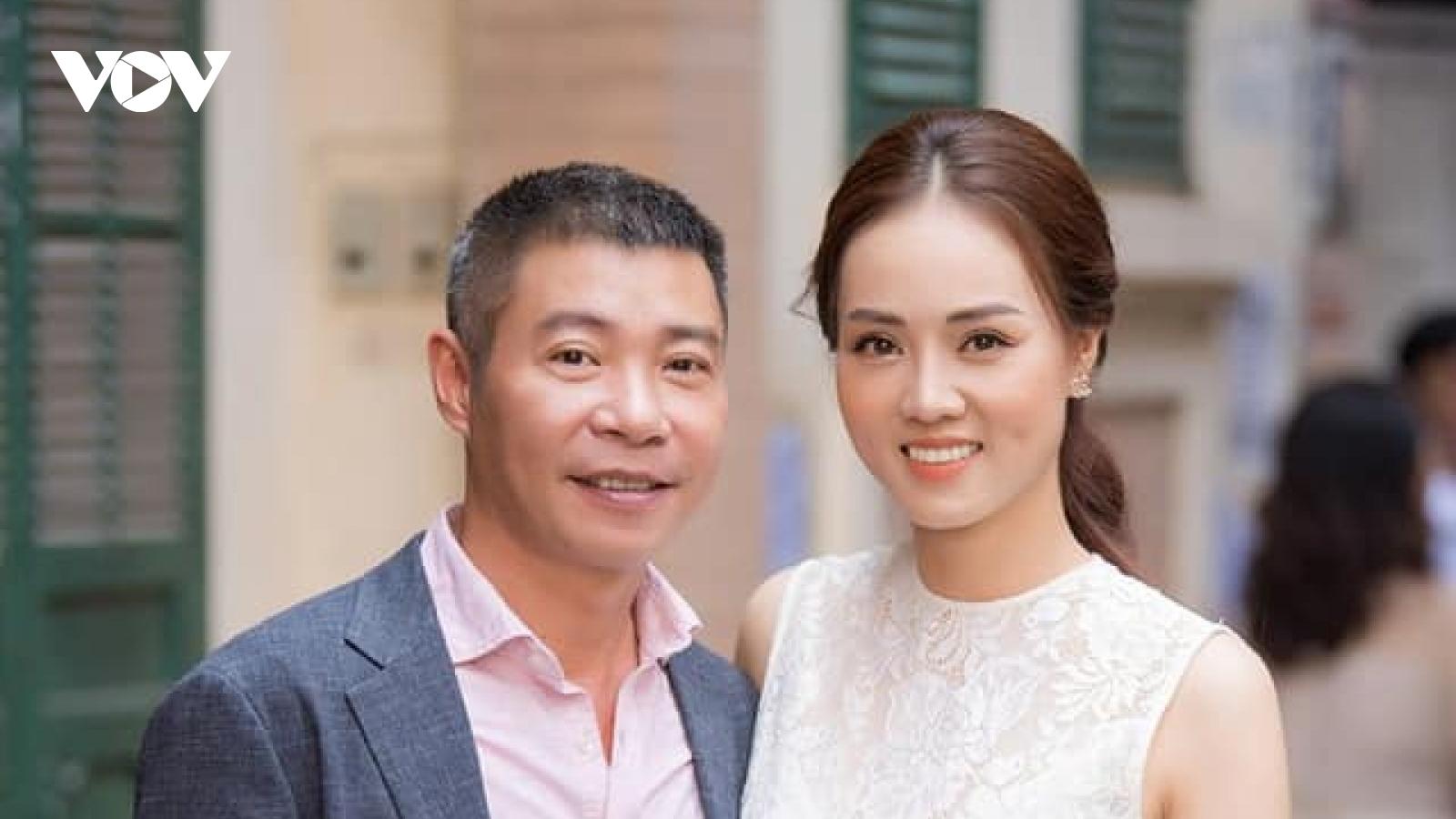 NSND Công Lý sắp kết hôn lần thứ 3 với bạn gái kém 15 tuổi