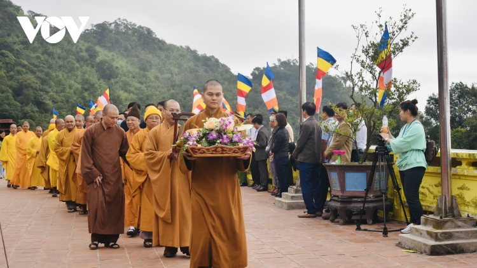 Tôn tạo di sản chùa Ngoạ Vân- Nơi đức vua Trần Nhân Tông hóa Phật