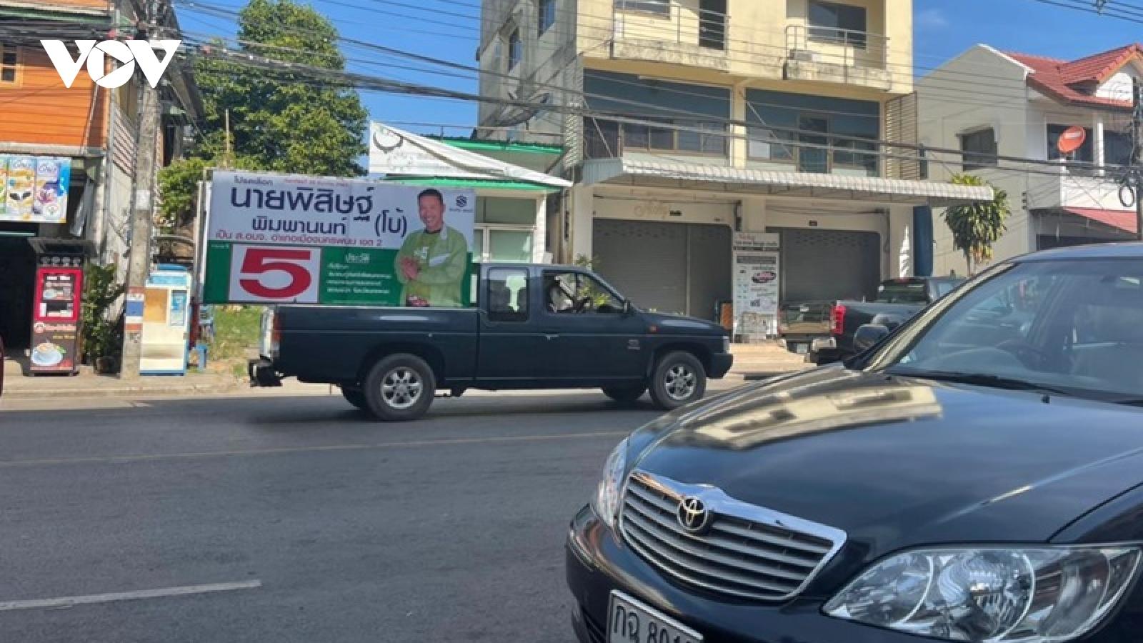 Thái Lan sẵn sàng cho cuộc bầu cử cấp địa phương