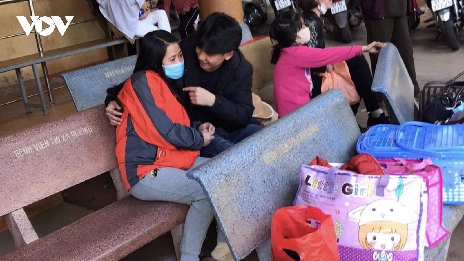 """Nóng 24h: Công an Pleiku làm rõ sự thật sản phụ Bắc Ninh bị """"mất tích"""""""