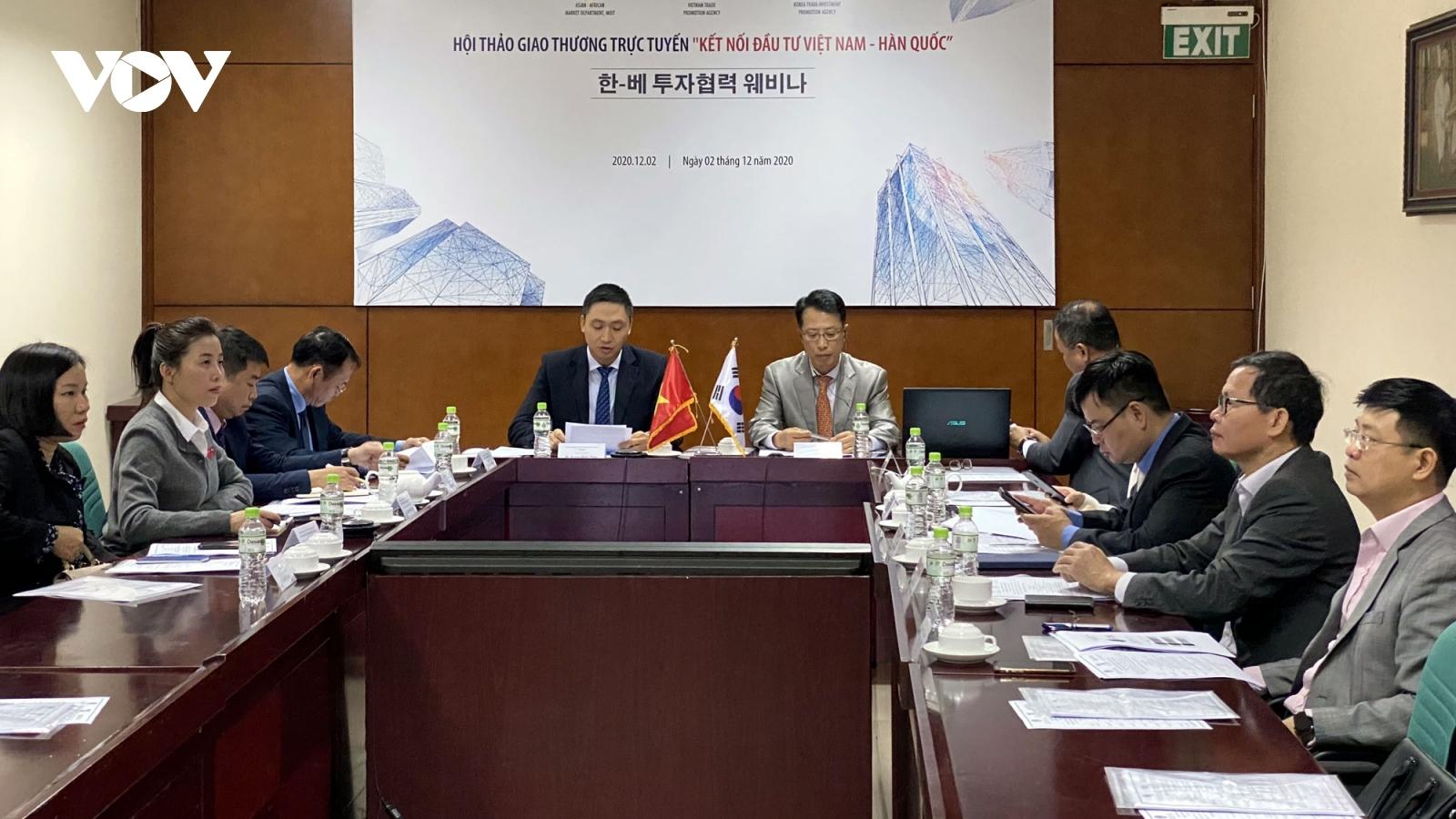 Hút đầu tư Hàn Quốc nâng trình độ công nghệ và năng lực Việt Nam