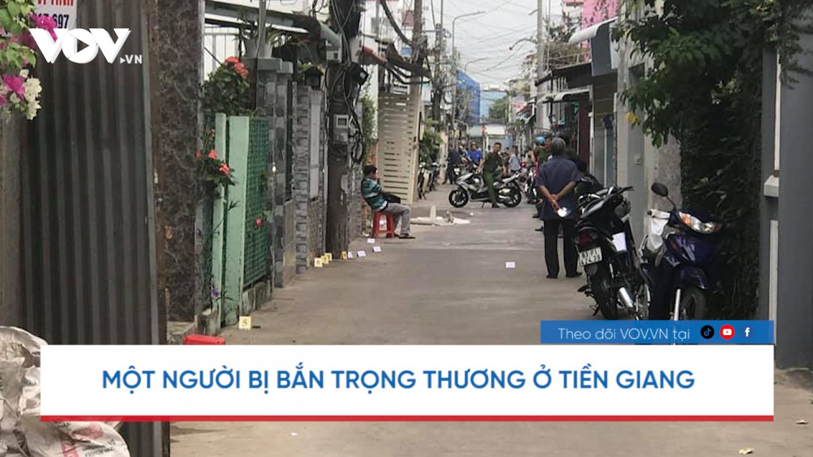 Nóng 24h: Nổ súng trong đêm ở Tiền Giang, 1 người trọng thương