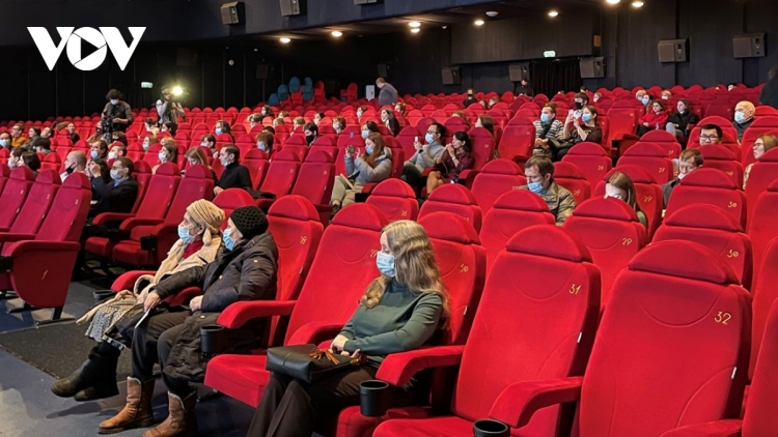 Outstanding Vietnamese films screened in Russia