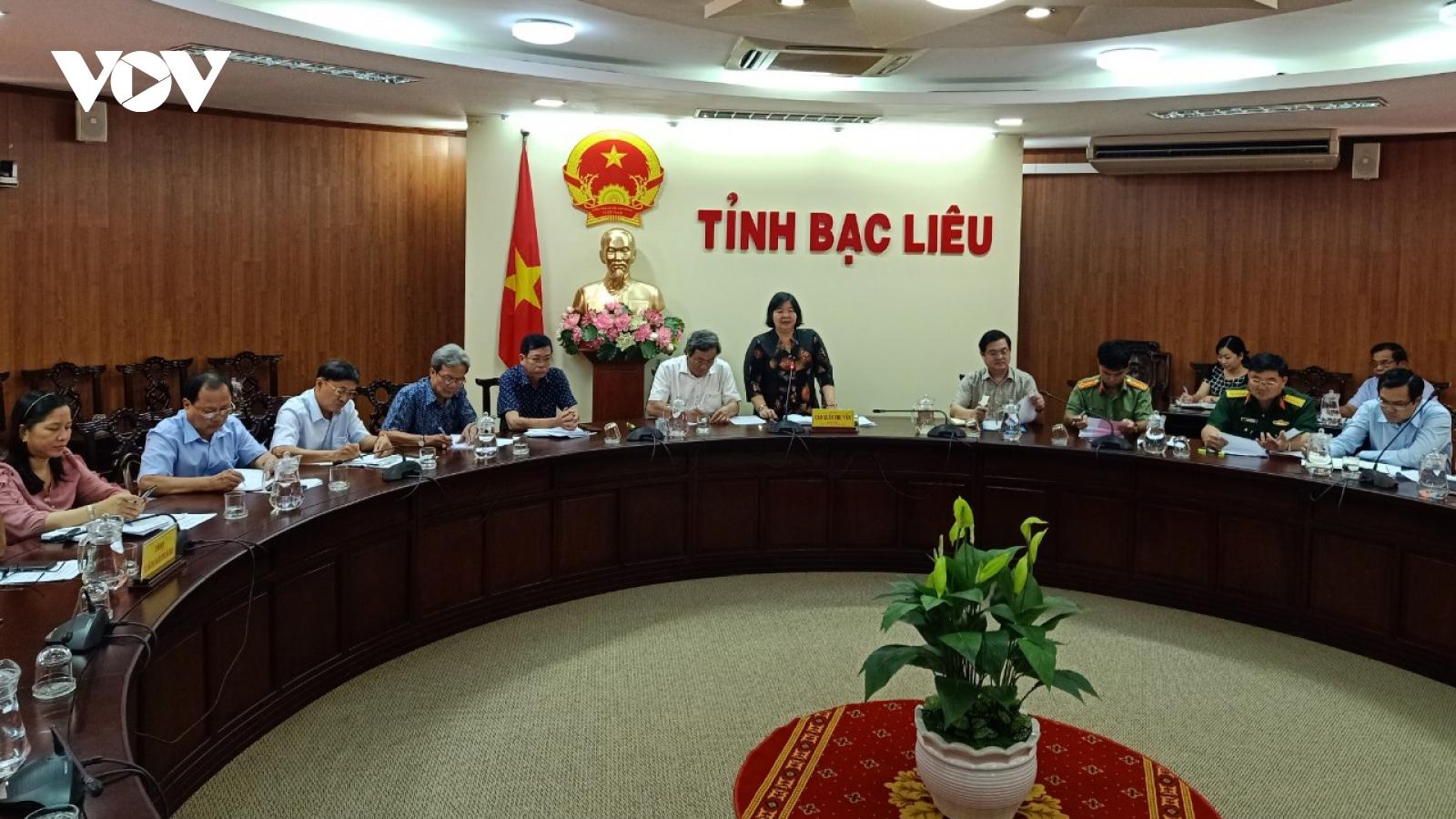 Tăng cường phòng, chống dịch bệnh Covid-19 ở Quảng Ninh, Bạc Liêu