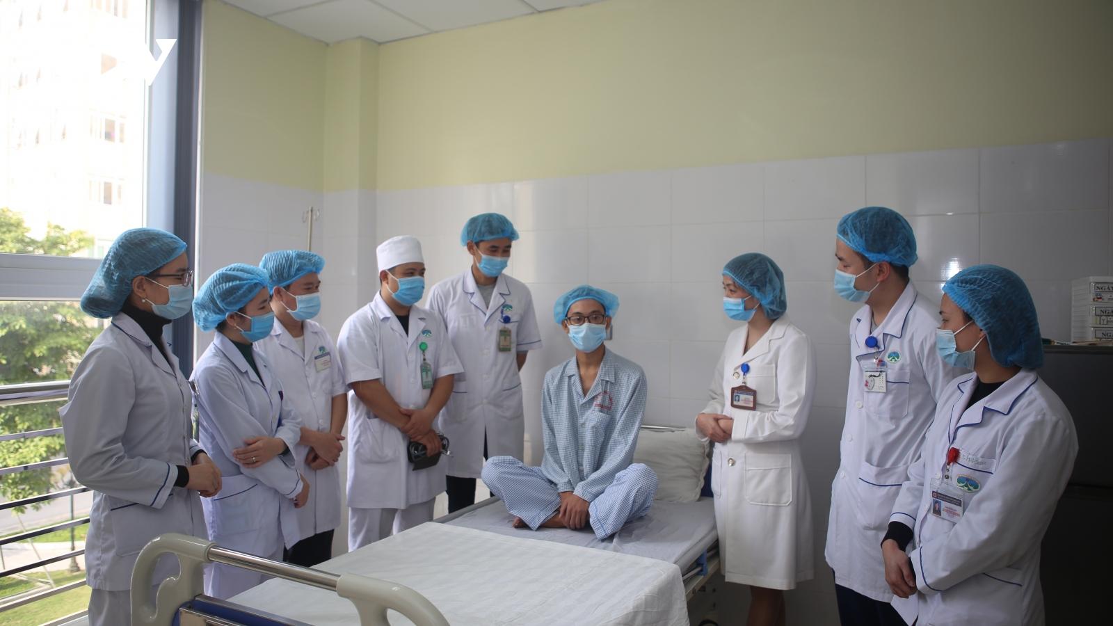Bệnh viện Đa khoa tỉnh Thanh Hoá 1 ngày thực hiện 2 ca ghép thận thành công