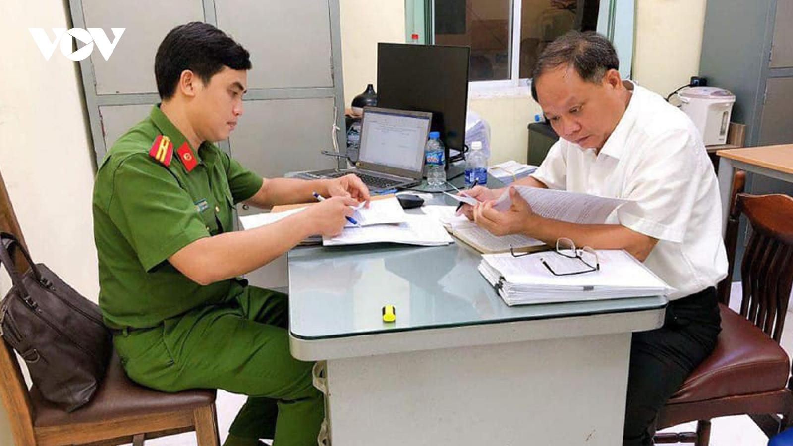 Công an đang điều tra việc phát hành cổ phiếu Công ty Tân Thuận và SADECO