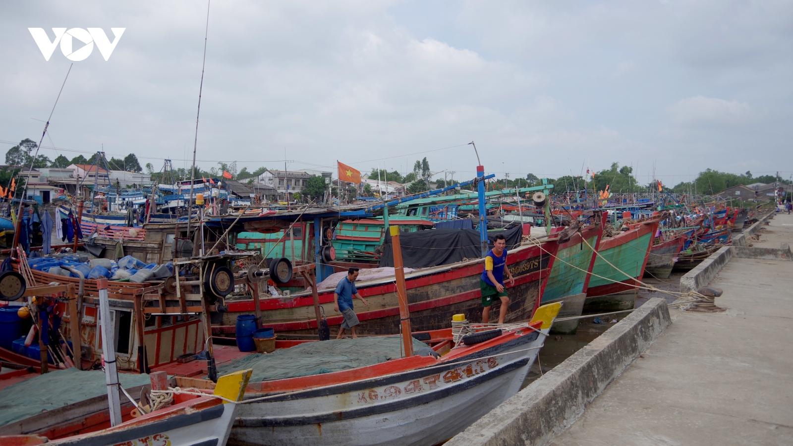 Việc quản lý đội tàu của tỉnh Trà Vinh hiện đang có vấn đề