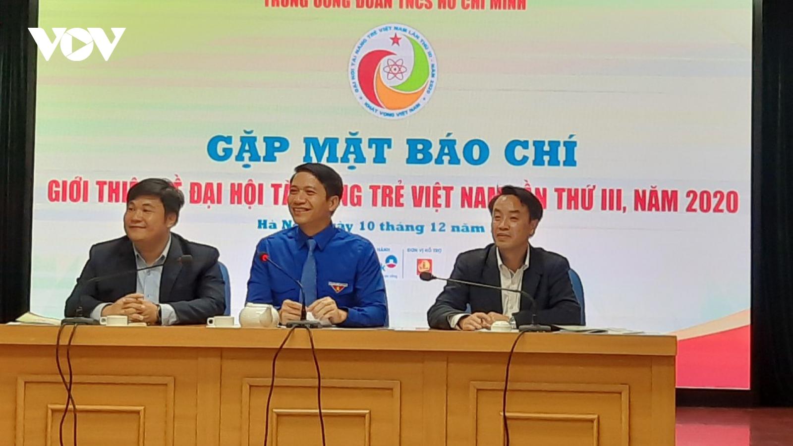 400 đại biểu thanh thiếu nhi về dự Đại hội Tài năng trẻ Việt Nam lần thứ 3