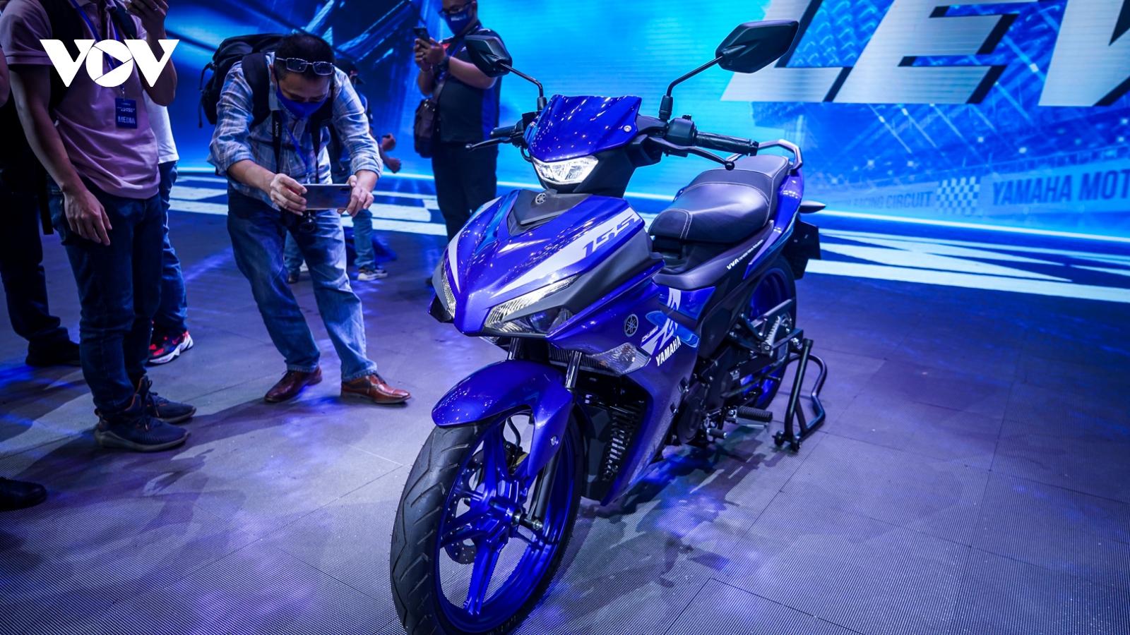 Yamaha Exciter 155 VVA hoàn toàn mới có gì thay đổi?