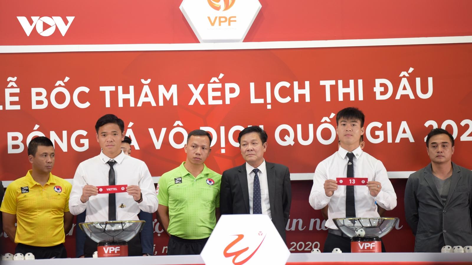 Hà Nội FC và HAGL gặp khó ngay ở trận ra quân V-League 2021