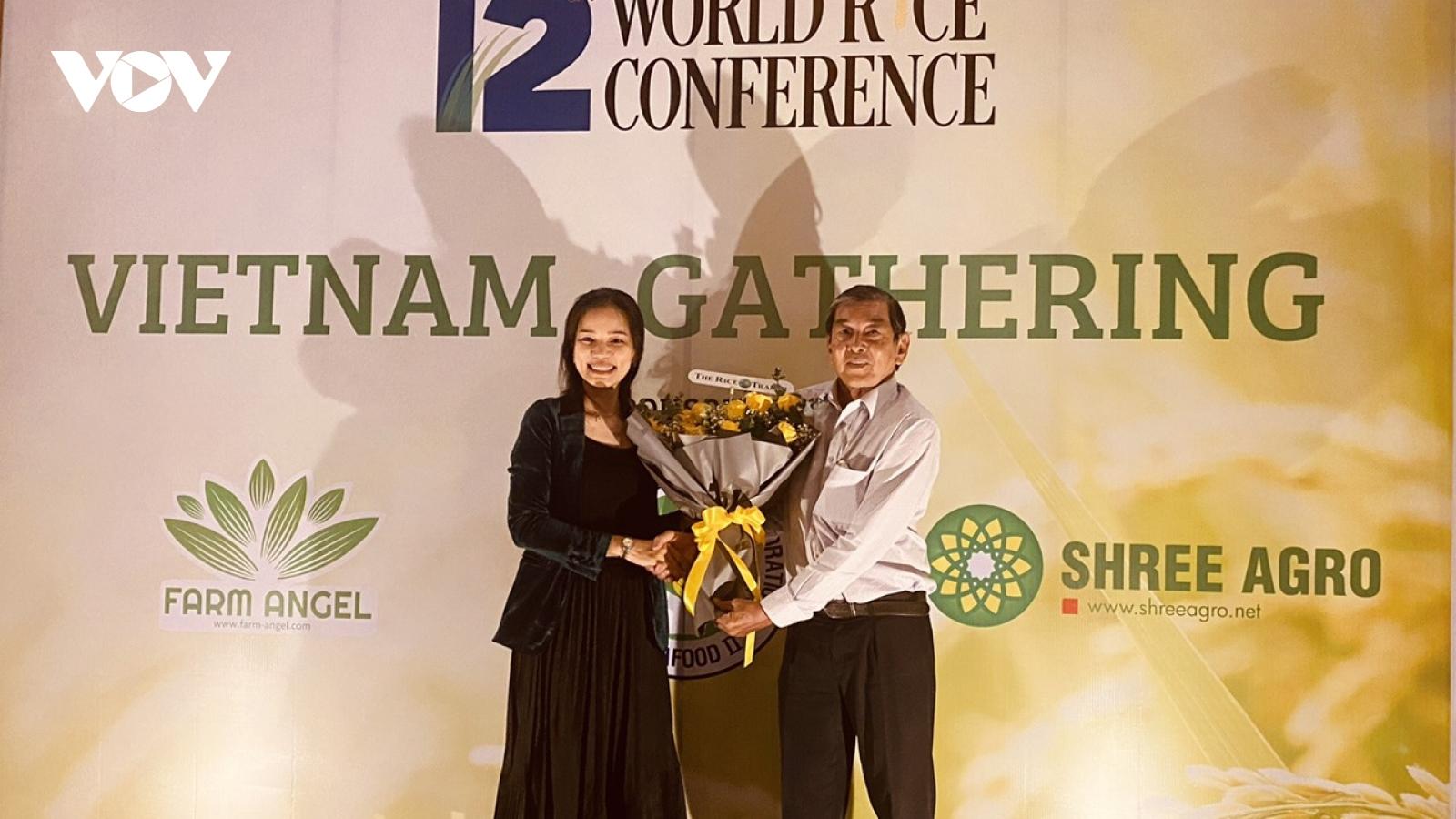 Gạo ST25 đạt giải nhì Cuộc thi gạo ngon nhất thế giới 2020