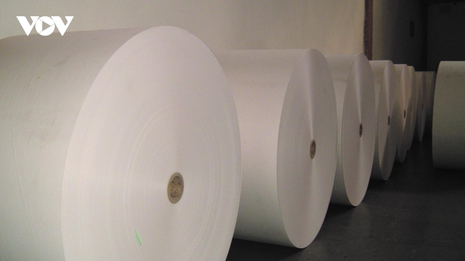 Séc phát triển thành công loại giấy có khả năng tiêu diệt virus gây bệnh