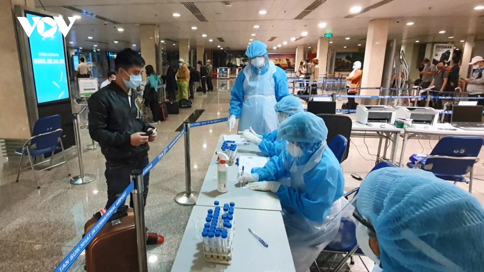 Sân bay Tân Sơn Nhất nhận chứng chỉ quốc tế về phòng chống Covid-19