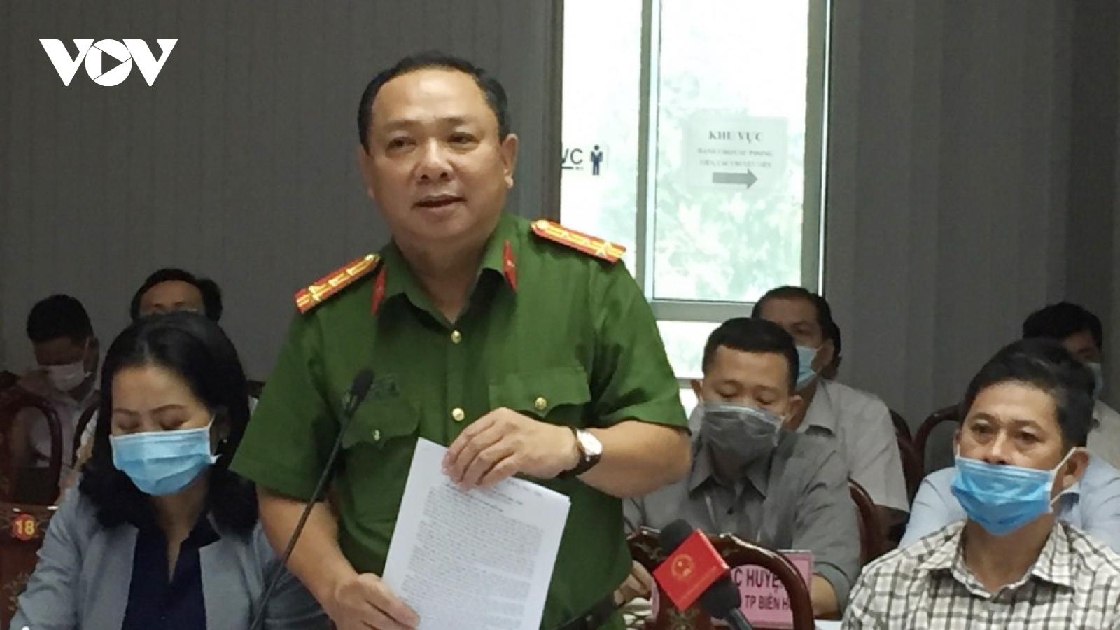 """Công an Đồng Nai vào cuộc điều tra vụ 500 biệt thự xây """"chui"""""""