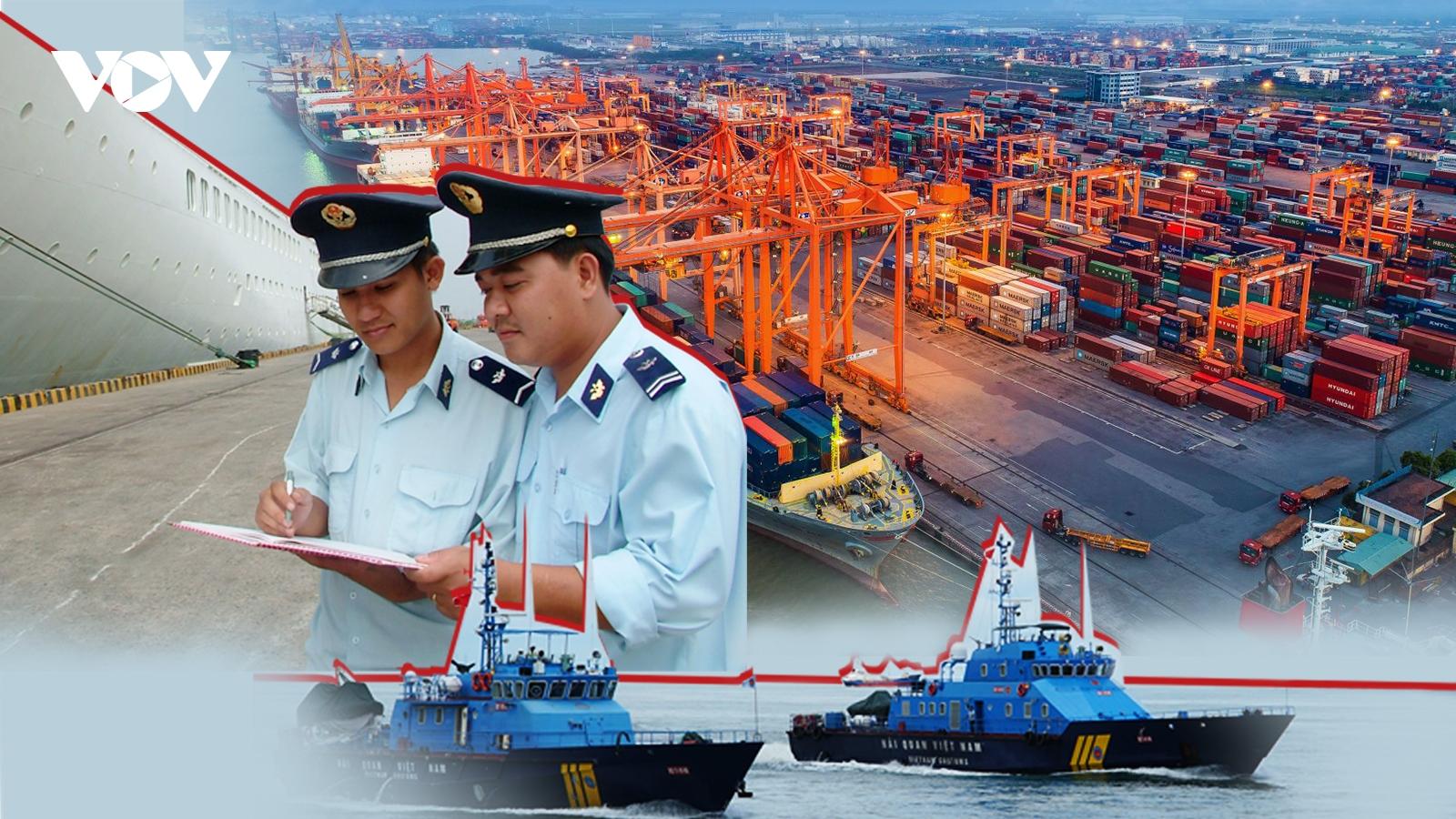 Hiện đại hóa ngành Hải quan, khơi thông hàng hóa xuất - nhập khẩu