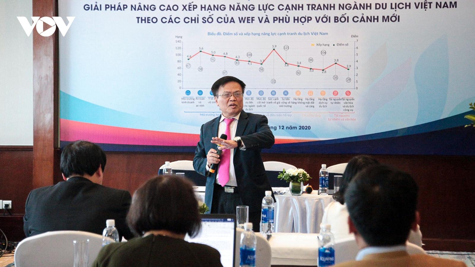 Du lịch Việt Nam nỗ lực tăng sức cạnh tranh giai đoạn hậu Covid-19