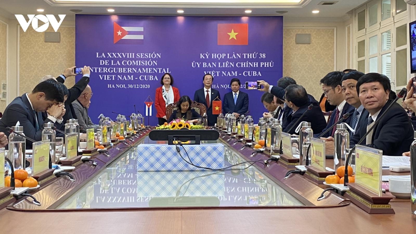 Kim ngạch thương mại Việt Nam – Cuba kỳ vọng đạt 500 triệu USD vào năm 2025