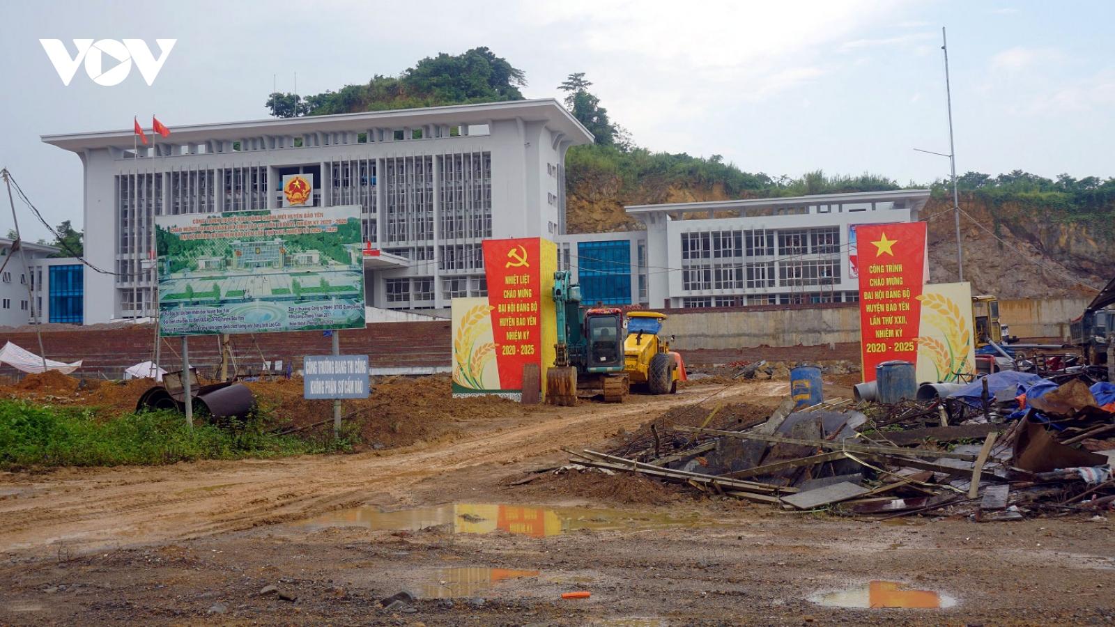 30.000 tỷ đồng đầu tư các dự án chào mừng 30 năm tái lập tỉnh Lào Cai